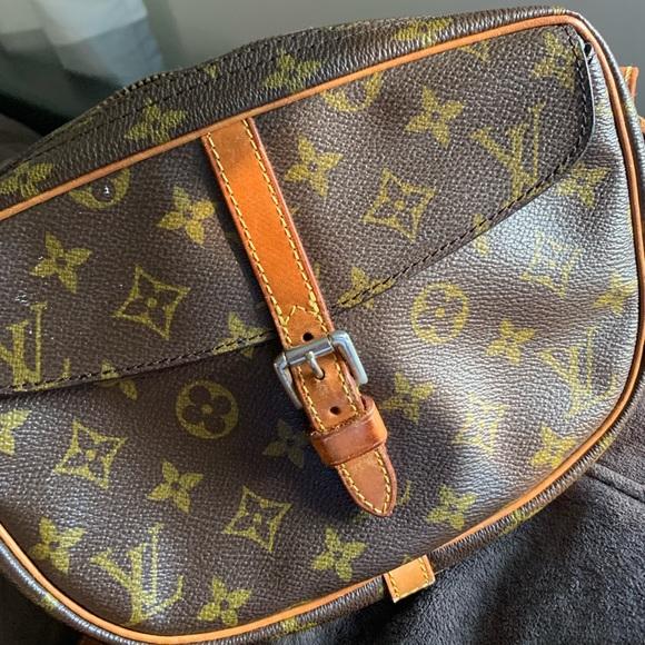 Louis Vuitton Handbags - Vintage Louis Vuitton Jeune Fille Cross Body Bag